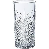 Paşabahçe Timeless Meşrubat Bardağı, Sade, 450 Ml, 4 Parça