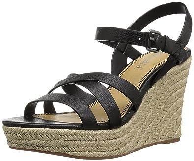 32106d262288 Amazon.com  Splendid Women s Billie Wedge Sandal  Shoes