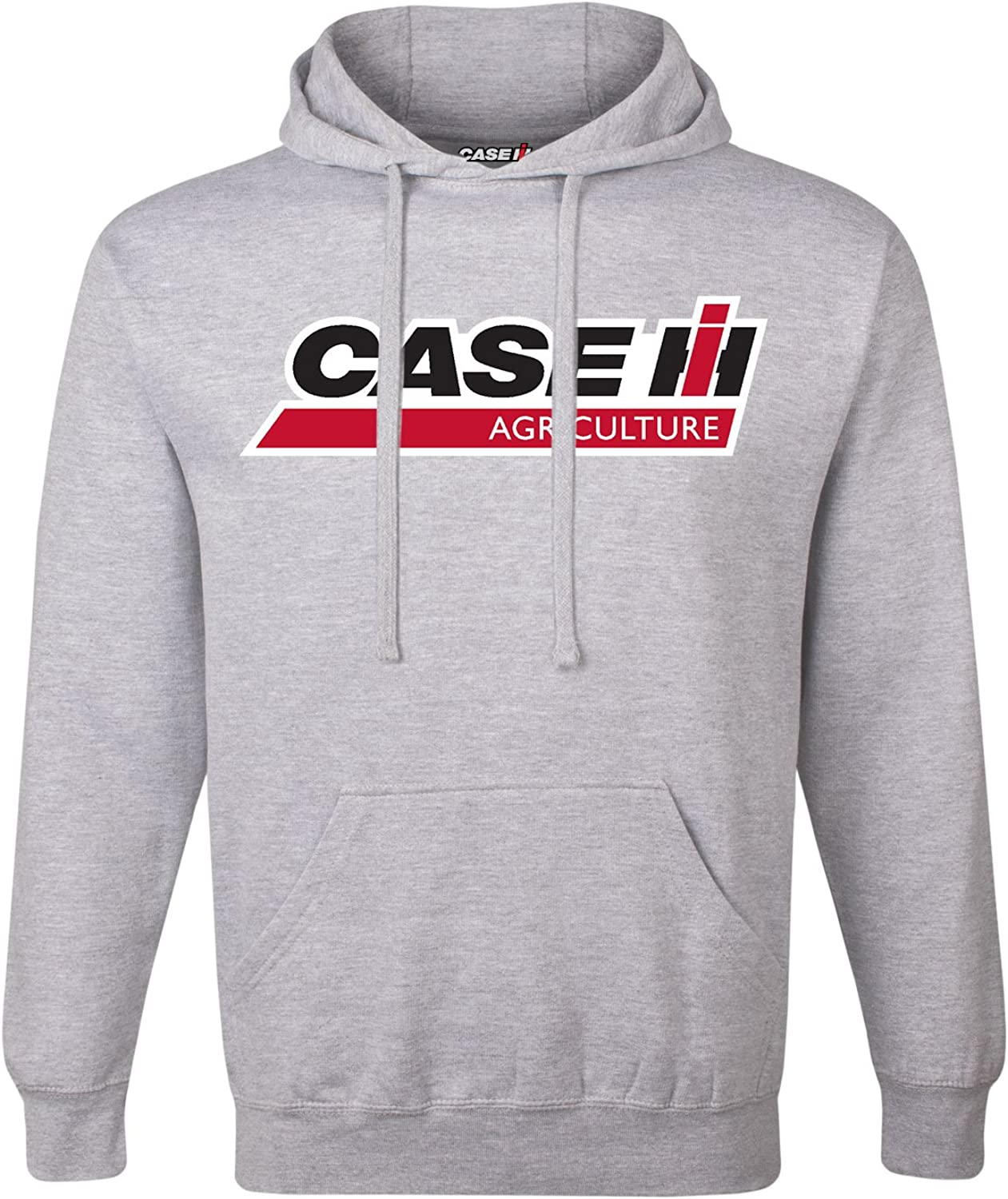 Country Casuals Case IH Front and Back Adult Pullover Hood