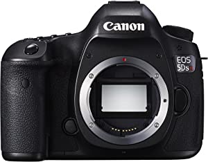 Canon EOS 5DS R Digital SLR with Low-Pass Filter Effect Cancellation(Body Only)