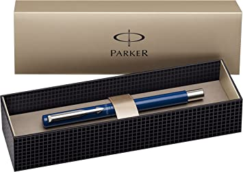 Parker Vector Gold Ct Fountain Ink Pen FP Converter Free Gift Box