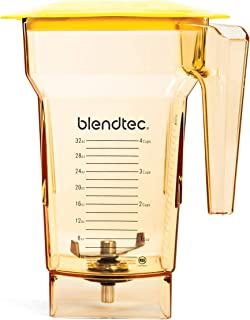 product image for Blendtec Fourside Jar Commercial Grade - BPA Free, 75 oz, Yellow