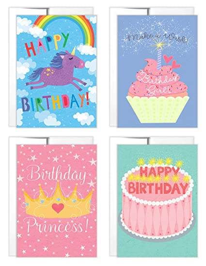 Amazon Birthday Cards For Girls