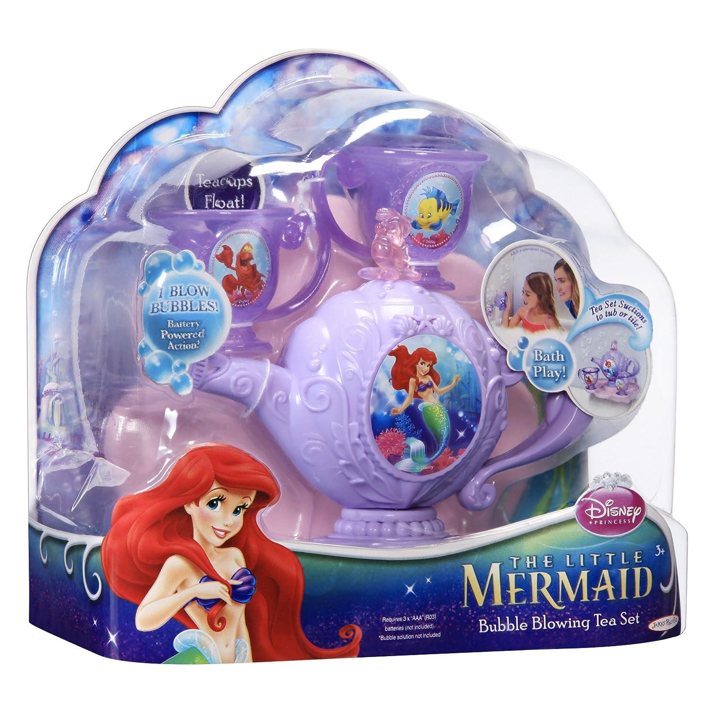 Jakks Disney Princess La sirenita Ariel - Juego de té para la bañera 61558-EU