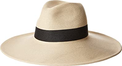 Fine Braid Inset Continental Hat in Tan Hat Attack