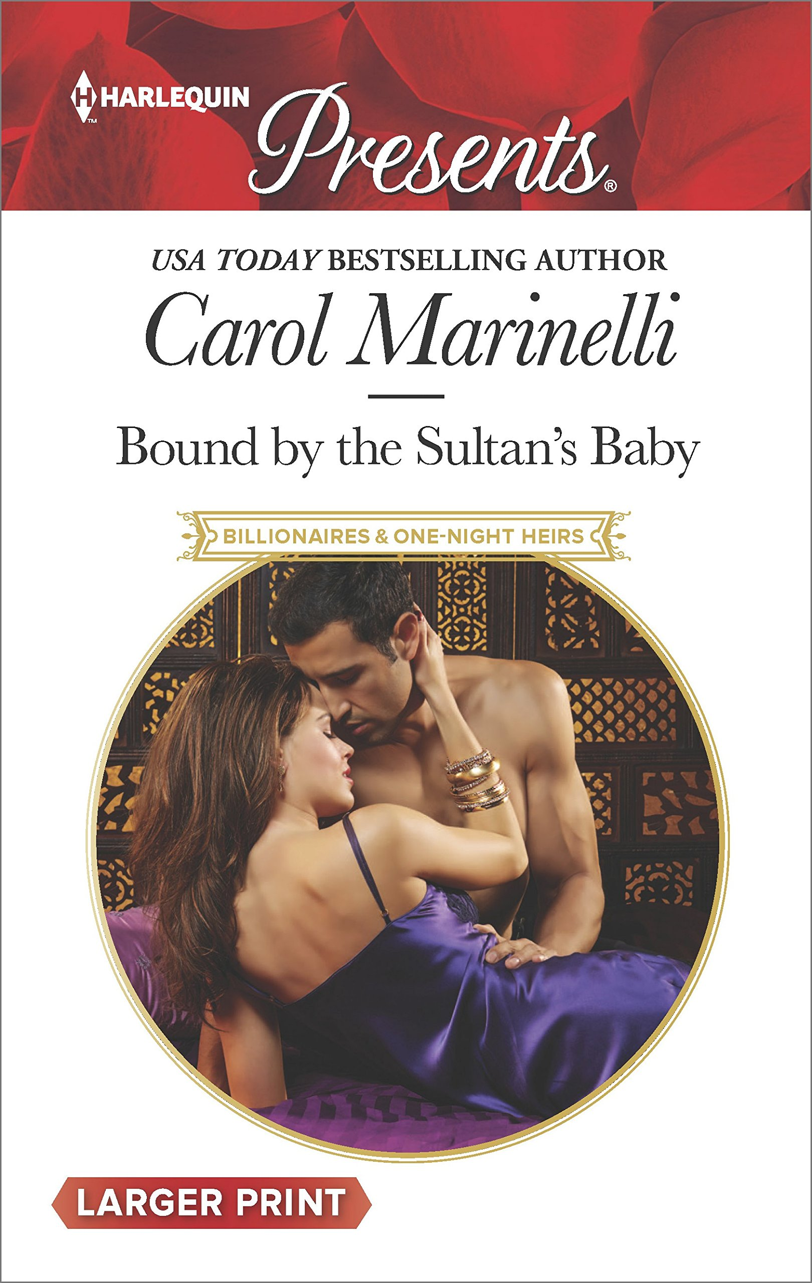 Bound by the Sultan's Baby, Marinelli, Carol