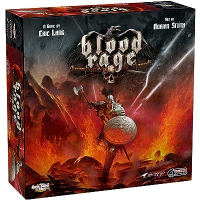 Blood Rage: Toys & Games