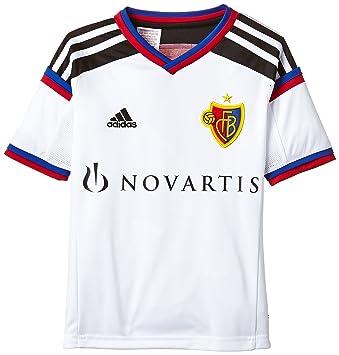Adidas Camiseta FC Basel diseño Juvenil: Amazon.es: Deportes y aire libre