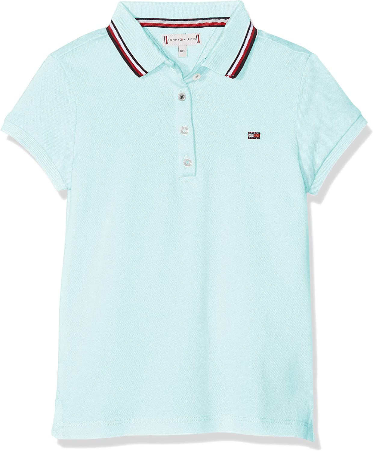 Tommy Hilfiger Essential Polo S//S Bambina