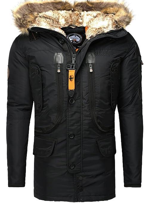 calidad confiable pensamientos sobre mejor elección Que opinais de los abrigos de la marca Georgraphical Norway ...