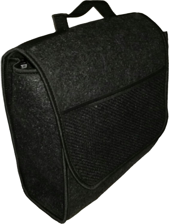 Kofferraumtasche Auto Tasche Zubehörtasche  Schwarz