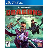 Dragons: Dawn of New Riders - PlayStation 4 - Standard Edition