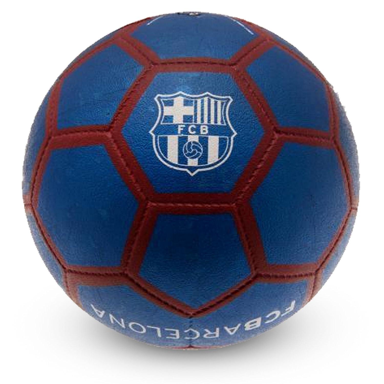 FC Barcelona Oficial de balón de fútbol, hombre mujer, Azul/rojo ...