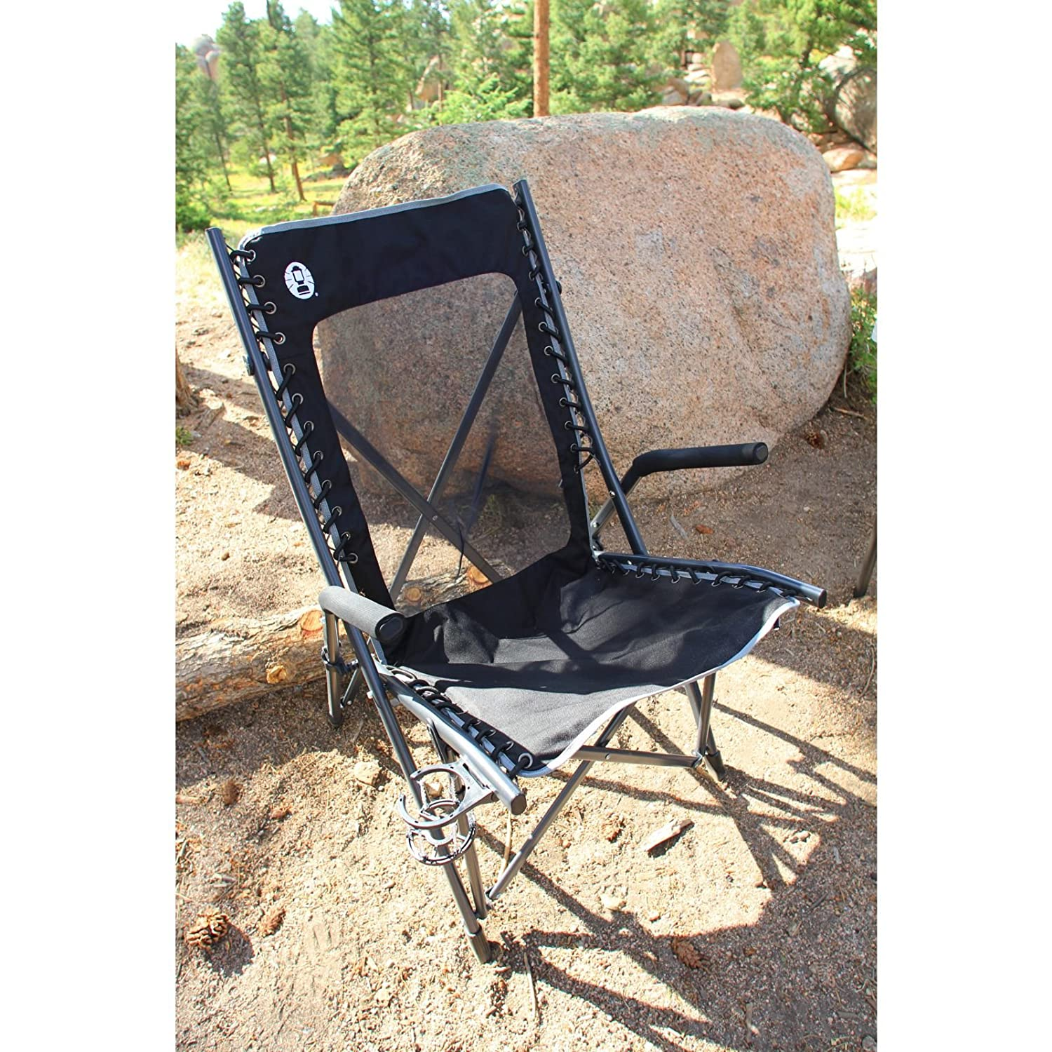 Amazon Coleman fortsmart Suspension Chair Camping