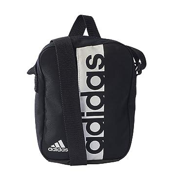 5f38a81a2c adidas S99950 Sac à Dos Mixte Adulte, Noir/Noir/Blanc, NS: Amazon.fr ...