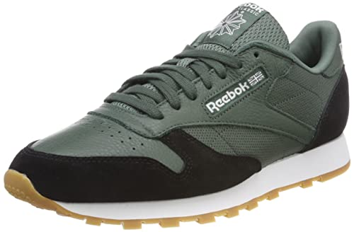 81bfce38a64 Reebok Men s Classic Leather Gi Trainers  Amazon.co.uk  Shoes   Bags