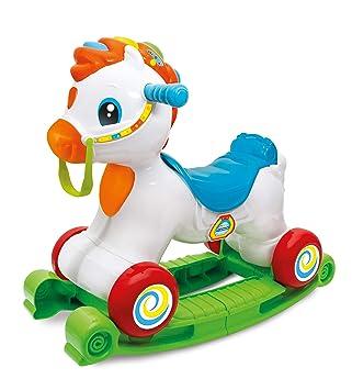 Baby Clementoni - Tito, el Caballito (61785): Amazon.es: Juguetes ...