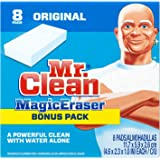 Mr. Clean Magic Eraser Original, Cleaning Pads with Durafoam, 8 count (Packaging May Vary) (Limited Edition)