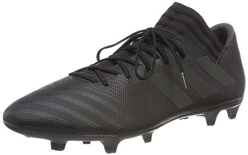 ccdf903ad Amazon.com | adidas Nemeziz 17.3 Firm Ground Mens Soccer Boot Black Nite  Crawler | Soccer