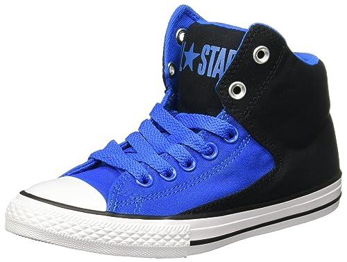 Garcon Mi All Street Star Converse Haute Chuck Baskets