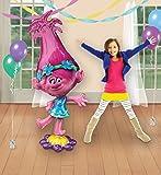 """58"""" Trolls Poppy Air Walker Balloon"""