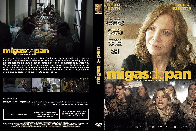 MIGAS DE PAN [DVD]: Amazon.es: Cecilia Roth, Justina Bustos, Quique Fernández, Andrea Davidovics, Manane Rodríguez, Xamalú Filmes y RCI Producciones: Cine y ...