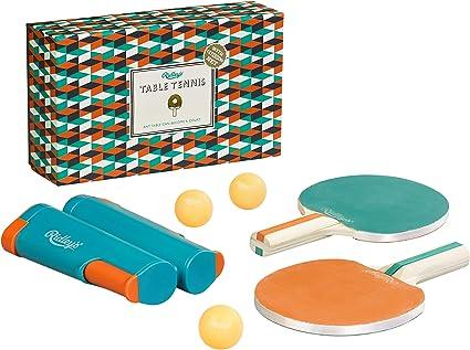 Ridley s gam062 Juego de Tenis de Mesa: Amazon.es: Juguetes y juegos