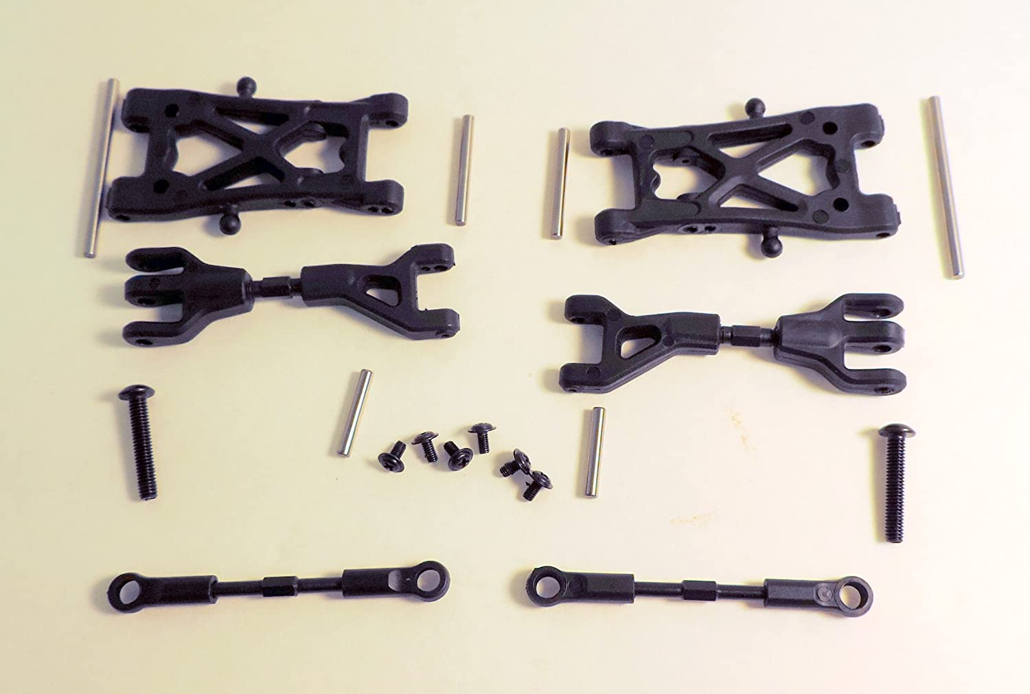 Redcat Racing BS213-002 Plastic Front//Rear Upper Suspension Arm Inner Hinge Pin SG/_B01M13VYX6/_US