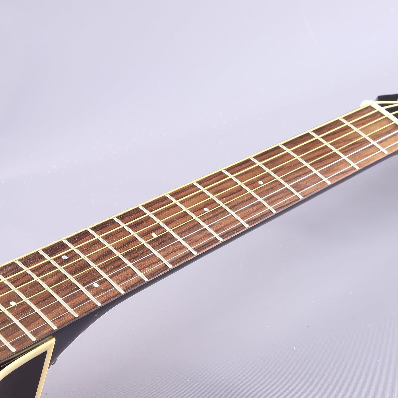 Yamaha APXT2 Guitarra eléctrica 3/4 tamaño de guitarra electroacústica Cutaway Guitarra con Legado accesorio Bundle, muchas opciones: Amazon.es: ...