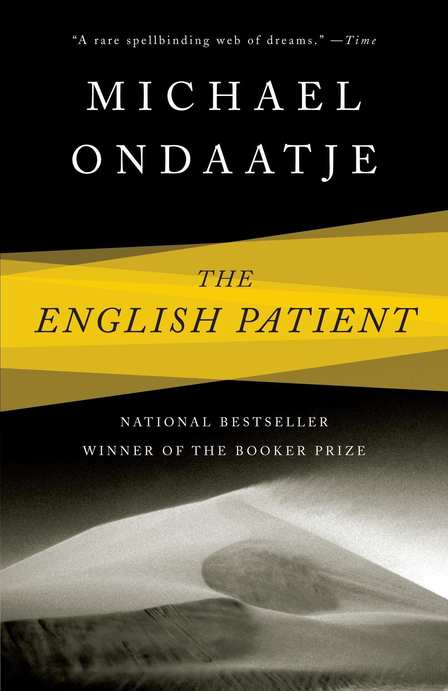English Patient Book