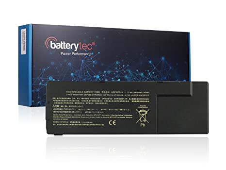 Batterytec® Laptop Battery for SONY VAIO VGP-BPL24 VGP-BPS24 VGP-BPSC24