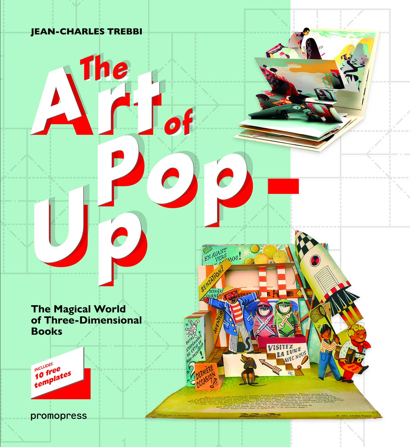 The Art of Pop-Up: Amazon.co.uk: Jean-Charles Trebbi: 9788416851263: Books