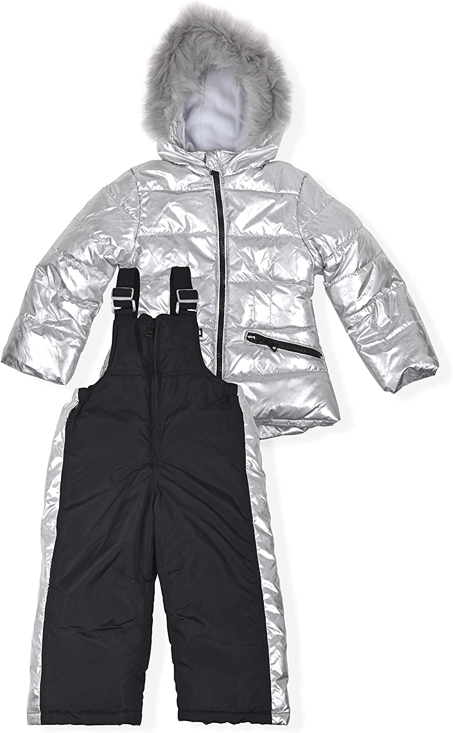 supreme Arctic Quest Infant Toddler and Little Suit Puf Max 83% OFF Girls with Snow