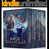 The Mage Chronicles Box Set (Books 1-4)