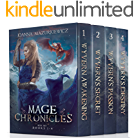 The Mage Chronicles Box Set (Books 1-4)