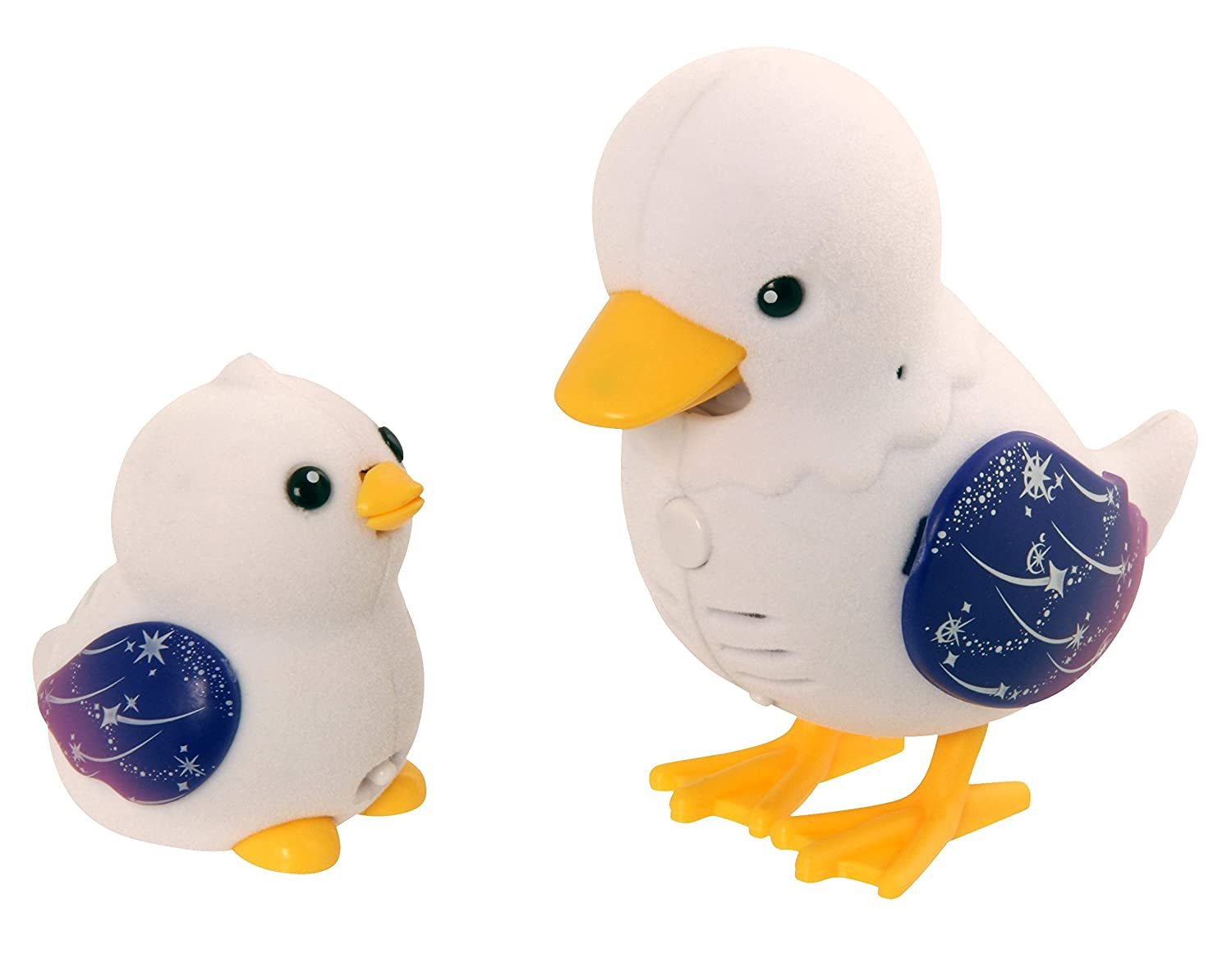 Amazon.com: Little Live Pets Duck and Baby Pack - Sparkle Family ...