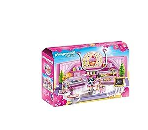PLAYMOBIL Cupcake Shop Building Set