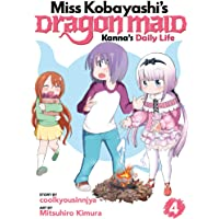 Miss Kobayashi's Dragon Maid: Kanna's Daily Life Vol. 4