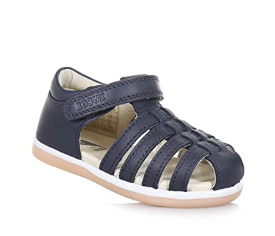 outlet on sale well known buy cheap BOBUX - Chaussure Step Up I-Walk Skip bleue en cuir ...