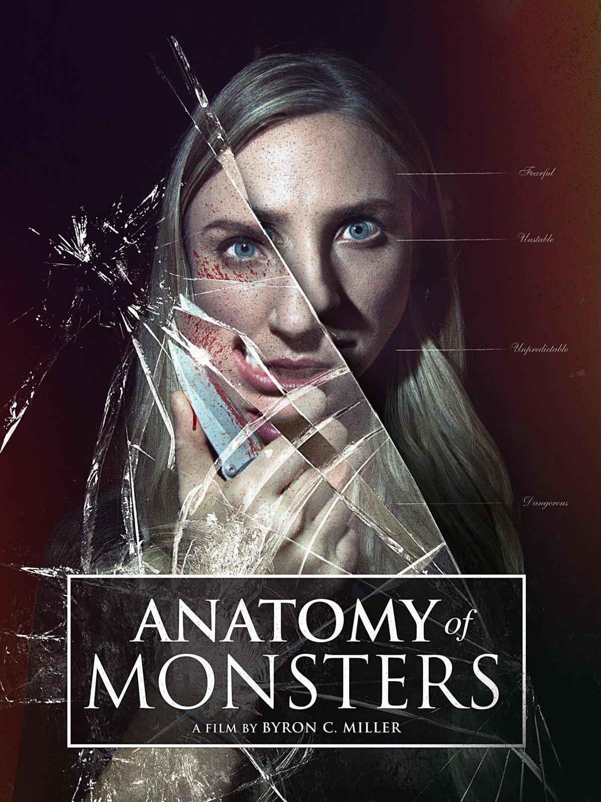 Amazon.com: The Anatomy of Monsters: Tabitha Bastien, Jesse Lee ...