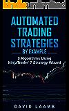 Ninjatrader automated trading strategies