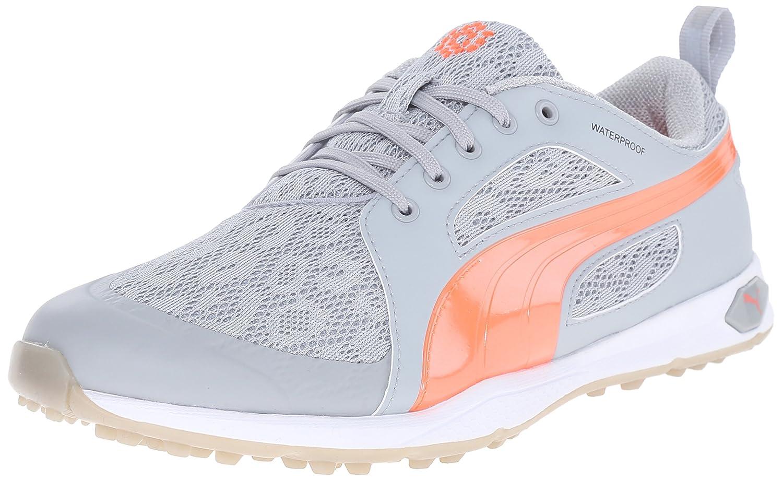 PUMA Women's Biofly MESH WMNS Golf Shoe B0178FRP34 9 B(M) US High/Rise/Fluorescent Peach