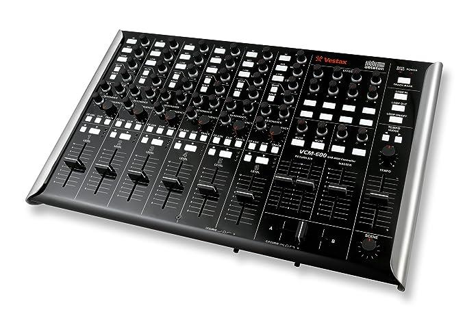 VEstax VCM-600 - Controlador MIDI, color negro: Amazon.es: Instrumentos musicales