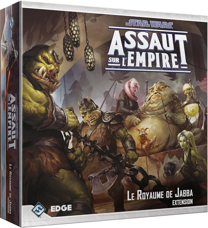 SW Assaut Imperio: Ext. El Reino de Jabba: Amazon.es: Juguetes y juegos