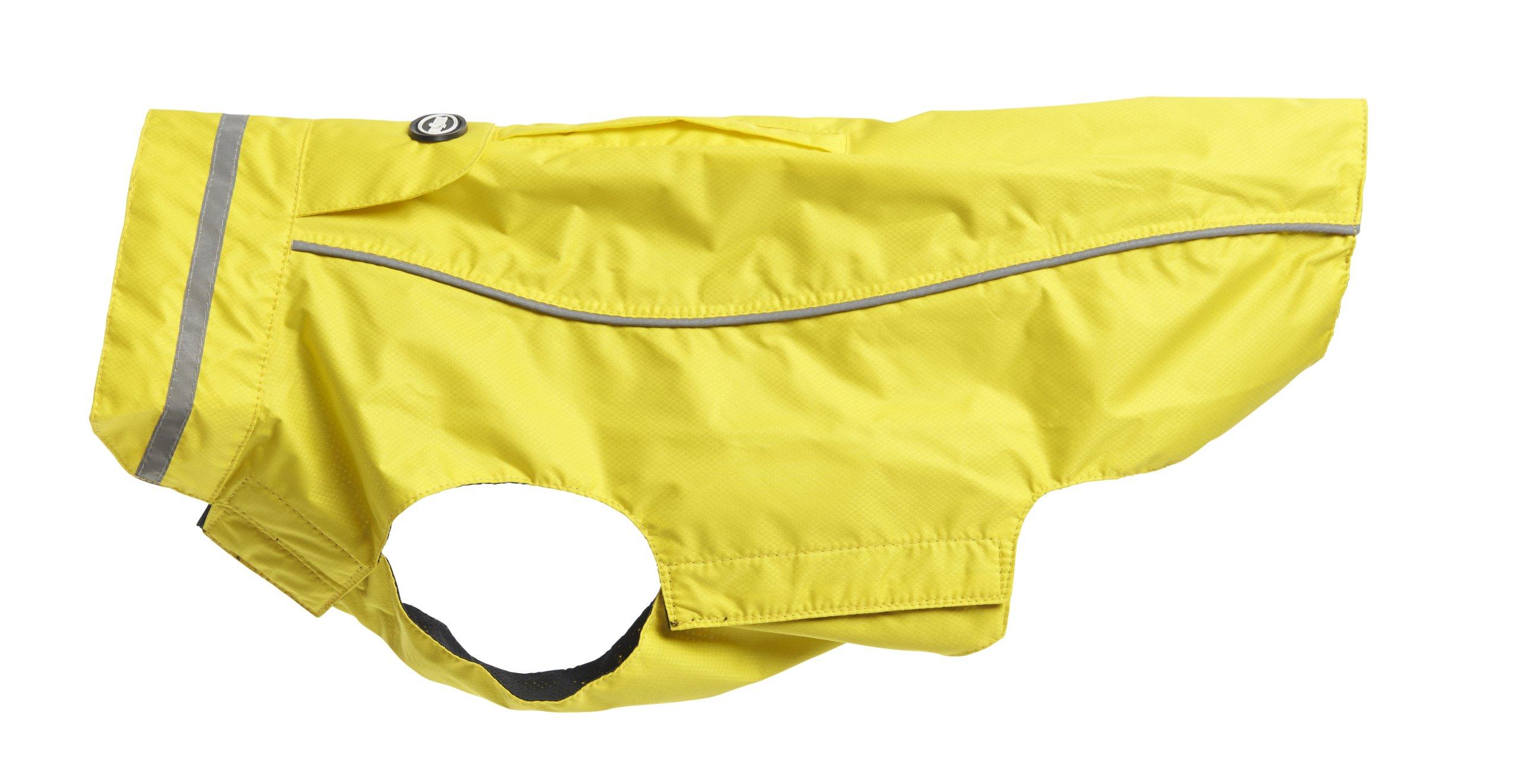 Kruuse Buster Lemon Raincoat, Large by Kruuse