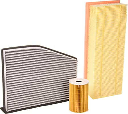 Mapco 68828 Filtersatz Ölfilter Luftfilter Aktivkohlefilter Auto