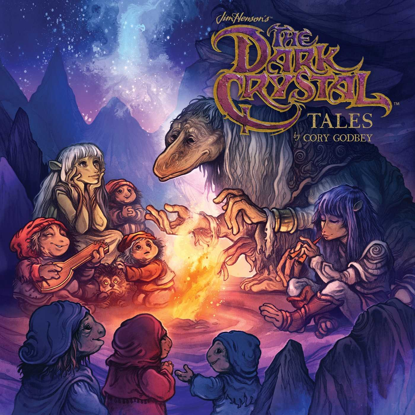 Jim Henson's Dark Crystal Tales by Archaia (Image #1)