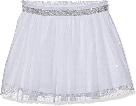 United Colors of Benetton Skirt Falda, Blanco (Bianco 101), Talla ...
