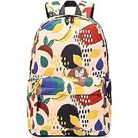 Wadirum Mochila Escolar con diseño Moderno para niños Adolescentes Bolso Escolar Banana
