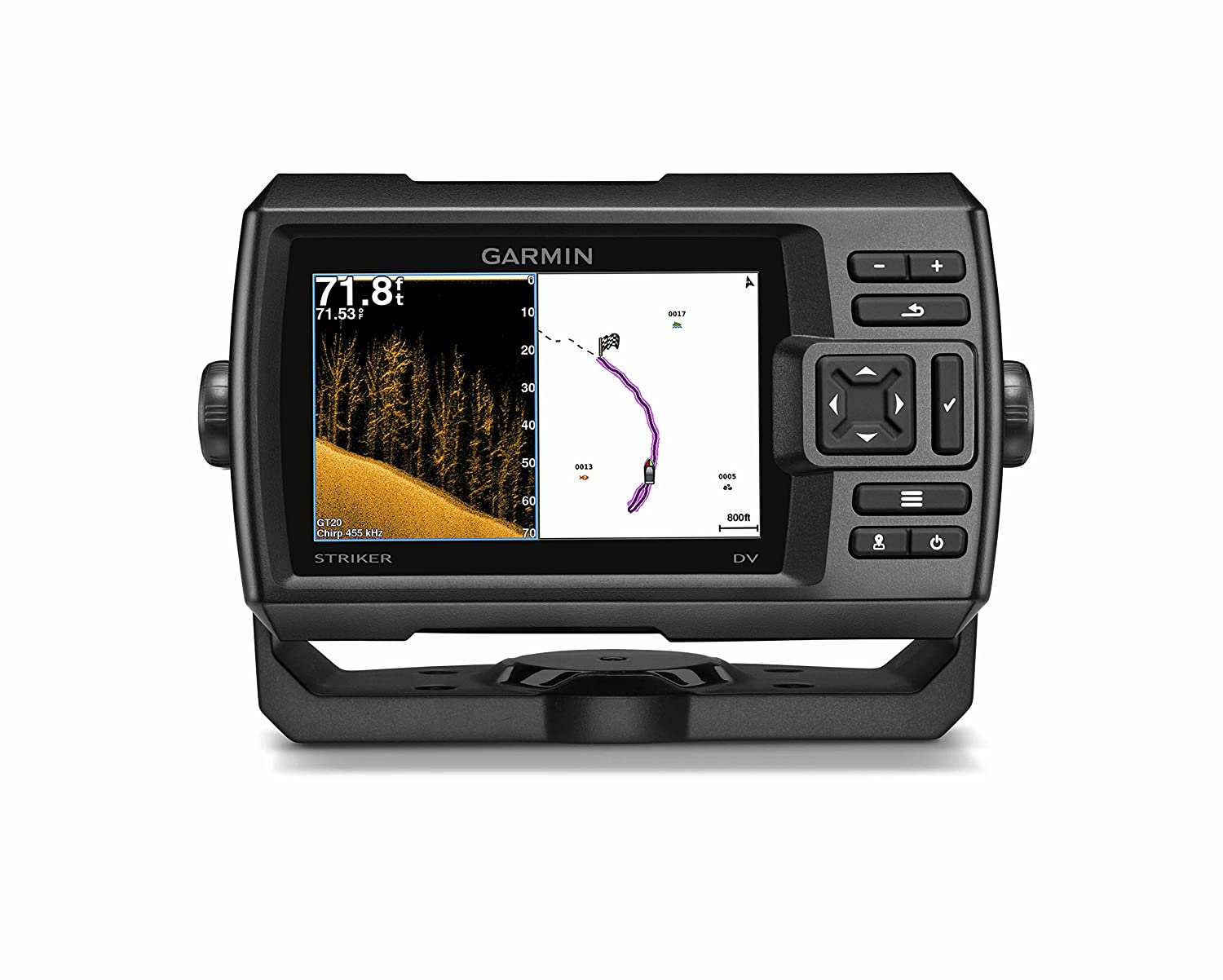 Garmin Striker 5DV/GPS Fish finder with GPS